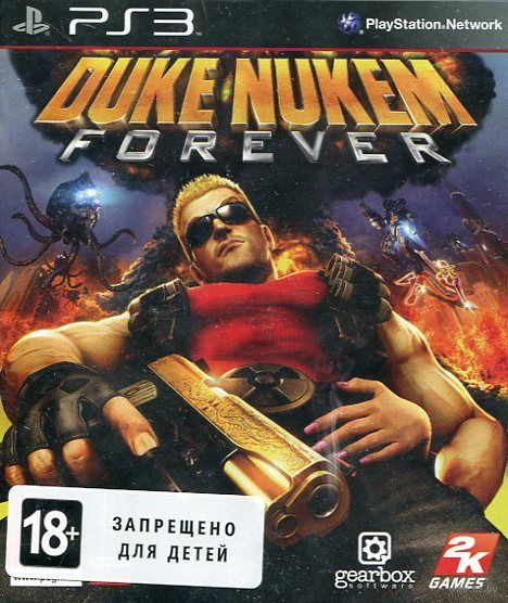 Игры. Игра для PC Duke Nukem Forever (18+) Jewel, русская верс