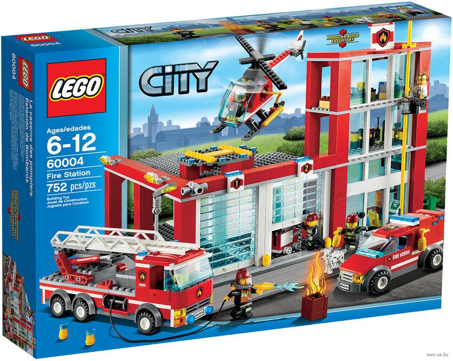 LEGO. City.