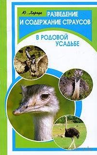 Разведение и содержание страусов в родовой усадьбе. Ю. Харчук