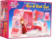 """Набор мебели для кукол """"Будуар"""""""