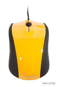 Проводная оптическая мышь SmartBuy 325 (Yellow)