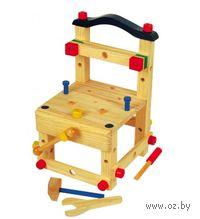 """Развивающая деревянная игрушка """"Стул большой"""""""