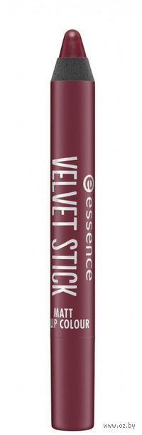 "Помада-карандаш для губ ""Velvet stick matt"" (тон: 05)"
