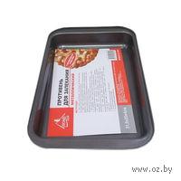 Противень для запекания металлический с антипригарным покрытием (31,5*20*4 см)