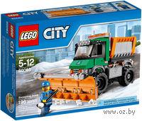 """LEGO. City. """"Снегоуборочный грузовик"""""""