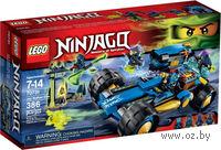 """LEGO. Ninjago. """"Шагоход Джея"""""""