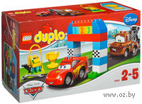 "LEGO. Duplo. ""Гонки на Тачках"""