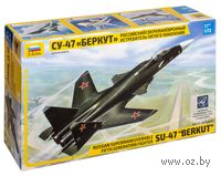 "Самолет Су-47 ""Беркут"" (масштаб: 1/72)"