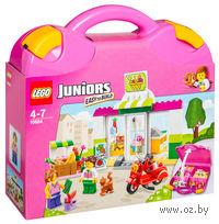 "LEGO. Juniors. ""Чемоданчик. Супермаркет"""