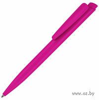 """Ручка шариковая автоматическая """"Dart"""" (розовая, синий стержень)"""
