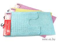 Набор ковриков текстильных (2 шт.; 40х60/40х40 см; арт. S-0049)