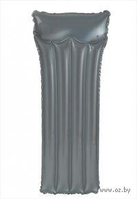 Матрас надувной серый (183*76 см, пластик)