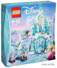 """LEGO Disney Princess """"Волшебный ледяной замок Эльзы"""""""