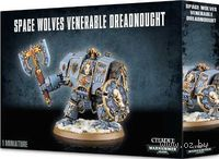 "Миниатюра ""Warhammer 40.000. Space Wolves Venerable Dreadnought"" (53-12)"