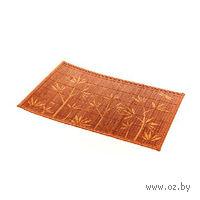 Подставка сервировочная бамбуковая окрашенная (30*45 см, арт. 4900029)