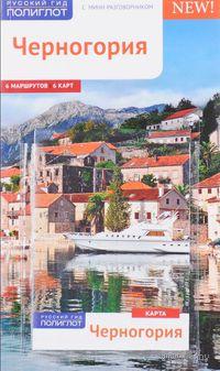 Черногория. Путеводитель с мини-разговорником (+ карта Черногории)