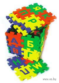 """Развивающая игрушка """"Коврик с буквами"""" (32 детали)"""