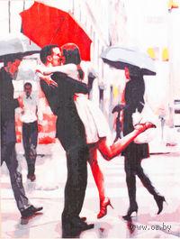 "Картина по номерам ""Встреча после долгой разлуки"" (400x500 мм; арт. MG7626)"