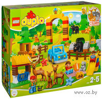 """LEGO. Duplo. """"Лесной заповедник"""""""