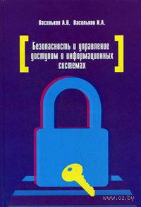 Безопасность и управление доступом в информационных системах. Александр Васильков, Илья Васильков