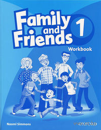Family and Friends 1. Workbook