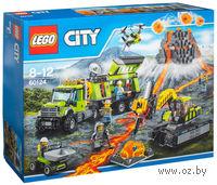 """LEGO City """"База исследователей вулканов"""""""