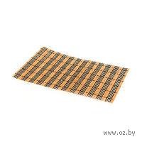 Подставка сервировочная бамбуковая окрашенная (30*45 см, арт. 4900001)