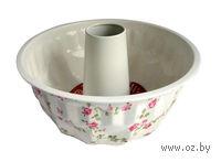 Форма для выпекания кекса металлическая (225х95 мм)