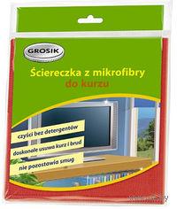 Салфетка из микрофибры для протирания пыли Grosik (1 шт)