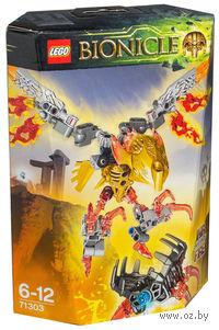 "LEGO. Bionicle. ""Икир, Тотемное животное Огня"""