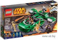 "LEGO. Star Wars. ""Флэш-спидер"""