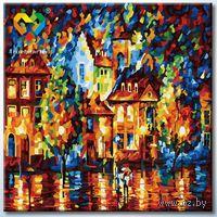 "Картина по номерам ""Амстердам"" (400x400 мм; арт. HB4040030)"