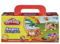 """Тесто для лепки """"Play-Doh"""" (20 цветов)"""