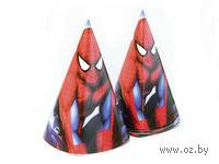 НаборколпаковЧеловек-паук (6 шт.)