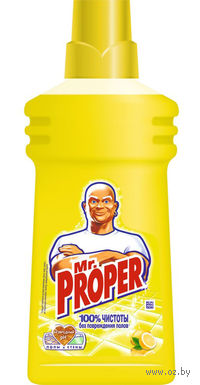 "Жидкость для уборки Mr.Proper ""Лимон"" (500 мл)"