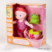 """Набор игрушек для купания """"Кукла Светочка"""" (со звуковыми эффектами)"""