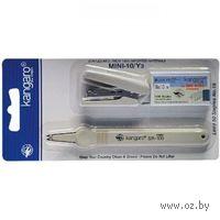 Набор HS-Mini 10 - 3 предмета (скобосшиватель, скоборасшиватель, скобы)