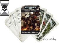 "Набор ""Warhammer 40.000: Psychic Powers: Chaos Space Marines"" (43-02-60)"