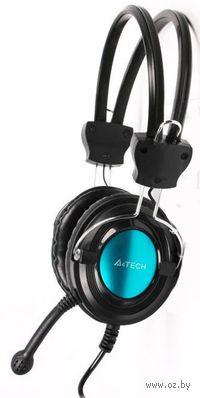 Гарнитура A4tech HS-19-3 (Blue)