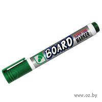 "Маркер для доски ""CBM-1000"" (зеленый, 3 мм)"