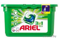 """Гель для стирки в капсулах Ariel Liquid Capsules 3в1 """"Горный родник"""" (12 шт)"""