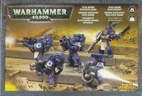 "Набор миниатюр ""Warhammer 40.000. Space Marine Devastators"" (48-15)"