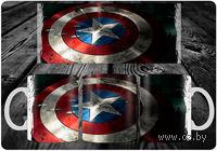 Кружка Капитан Америка (art.16)