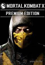 Цифровой ключ Mortal Kombat X Premium edition