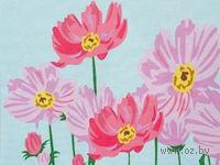 """Картина по номерам """"Весенние цветы"""" (100x150 мм; арт. MA009)"""