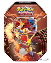 Pokemon XY. Делфокс (Коллекционный набор)