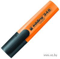 Маркер текстовый 345 (оранжевый)