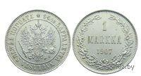 1 марка 1907 L