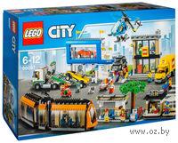 """LEGO. City. """"Городская площадь"""""""