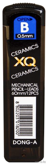Грифели для автоматического карандаша Dong-A (0,5 мм; твердость: В)
